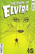 Elvira The Shape of Elvira (2018 Dynamite) 1C