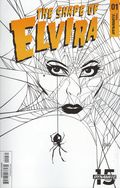 Elvira The Shape of Elvira (2018 Dynamite) 1G