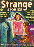 Strange Stories (1939-1941 Better Publications) Pulp Vol. 1 #2