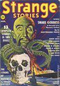 Strange Stories (1939-1941 Better Publications) Pulp Vol. 2 #1