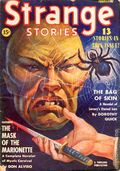 Strange Stories (1939-1941 Better Publications) Pulp Vol. 3 #1