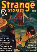 Strange Stories (1939-1941 Better Publications) Pulp Vol. 5 #1