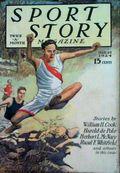 Sport Story Magazine (1923-1943 Street & Smith) Pulp Vol. 3 #2