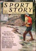 Sport Story Magazine (1923-1943 Street & Smith) Pulp Vol. 3 #3