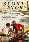 Sport Story Magazine (1923-1943 Street & Smith) Pulp Vol. 3 #6