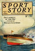 Sport Story Magazine (1923-1943 Street & Smith) Pulp Vol. 4 #6
