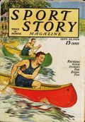 Sport Story Magazine (1923-1943 Street & Smith) Pulp Vol. 5 #2