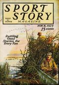 Sport Story Magazine (1923-1943 Street & Smith) Pulp Vol. 5 #5