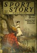 Sport Story Magazine (1923-1943 Street & Smith) Pulp Vol. 6 #1