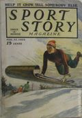 Sport Story Magazine (1923-1943 Street & Smith) Pulp Vol. 6 #6