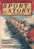 Sport Story Magazine (1923-1943 Street & Smith) Pulp Vol. 7 #6