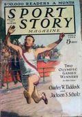 Sport Story Magazine (1923-1943 Street & Smith) Pulp Vol. 8 #1