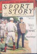 Sport Story Magazine (1923-1943 Street & Smith) Pulp Vol. 8 #2