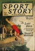 Sport Story Magazine (1923-1943 Street & Smith) Pulp Vol. 8 #5