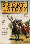 Sport Story Magazine (1923-1943 Street & Smith) Pulp Vol. 8 #6