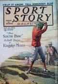 Sport Story Magazine (1923-1943 Street & Smith) Pulp Vol. 9 #4