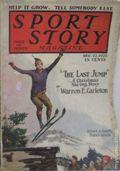 Sport Story Magazine (1923-1943 Street & Smith) Pulp Vol. 10 #2