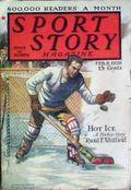 Sport Story Magazine (1923-1943 Street & Smith) Pulp Vol. 10 #5