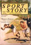 Sport Story Magazine (1923-1943 Street & Smith) Pulp Vol. 11 #1