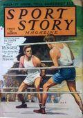 Sport Story Magazine (1923-1943 Street & Smith) Pulp Vol. 11 #2