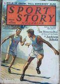 Sport Story Magazine (1923-1943 Street & Smith) Pulp Vol. 11 #4