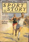 Sport Story Magazine (1923-1943 Street & Smith) Pulp Vol. 11 #6