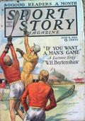Sport Story Magazine (1923-1943 Street & Smith) Pulp Vol. 12 #1