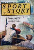 Sport Story Magazine (1923-1943 Street & Smith) Pulp Vol. 12 #2