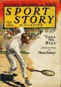 Sport Story Magazine (1923-1943 Street & Smith) Pulp Vol. 12 #3