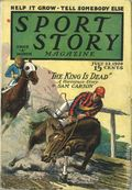 Sport Story Magazine (1923-1943 Street & Smith) Pulp Vol. 12 #4