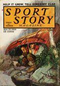 Sport Story Magazine (1923-1943 Street & Smith) Pulp Vol. 12 #6