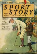 Sport Story Magazine (1923-1943 Street & Smith) Pulp Vol. 13 #2