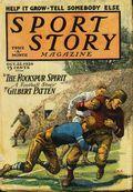 Sport Story Magazine (1923-1943 Street & Smith) Pulp Vol. 13 #4
