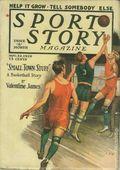 Sport Story Magazine (1923-1943 Street & Smith) Pulp Vol. 13 #6