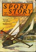 Sport Story Magazine (1923-1943 Street & Smith) Pulp Vol. 14 #3