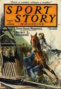 Sport Story Magazine (1923-1943 Street & Smith) Pulp Vol. 15 #3