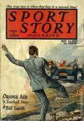 Sport Story Magazine (1923-1943 Street & Smith) Pulp Vol. 15 #6