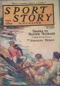 Sport Story Magazine (1923-1943 Street & Smith) Pulp Vol. 16 #1