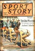 Sport Story Magazine (1923-1943 Street & Smith) Pulp Vol. 16 #3