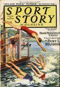 Sport Story Magazine (1923-1943 Street & Smith) Pulp Vol. 16 #4