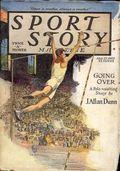 Sport Story Magazine (1923-1943 Street & Smith) Pulp Vol. 16 #6