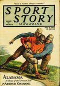 Sport Story Magazine (1923-1943 Street & Smith) Pulp Vol. 17 #3