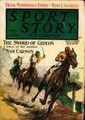 Sport Story Magazine (1923-1943 Street & Smith) Pulp Vol. 17 #4