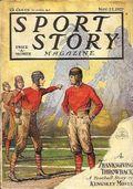 Sport Story Magazine (1923-1943 Street & Smith) Pulp Vol. 17 #6