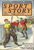Sport Story Magazine (1923-1943 Street & Smith) Pulp Vol. 18 #1