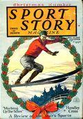 Sport Story Magazine (1923-1943 Street & Smith) Pulp Vol. 18 #2