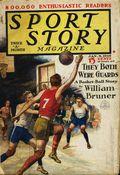 Sport Story Magazine (1923-1943 Street & Smith) Pulp Vol. 18 #3
