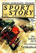 Sport Story Magazine (1923-1943 Street & Smith) Pulp Vol. 18 #4