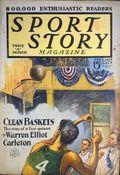 Sport Story Magazine (1923-1943 Street & Smith) Pulp Vol. 18 #5