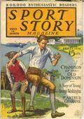 Sport Story Magazine (1923-1943 Street & Smith) Pulp Vol. 18 #6